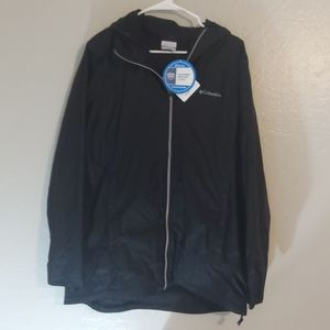 Columbia Switched back Long Jacket. Women's XL